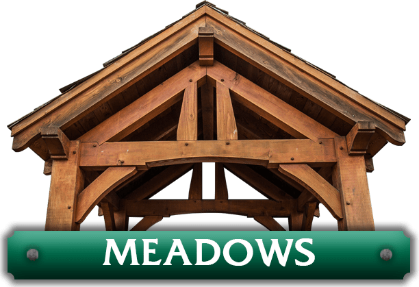 Meadow kit timber frame logo