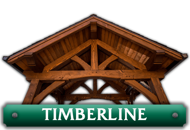 Timberline kit timber frame logo