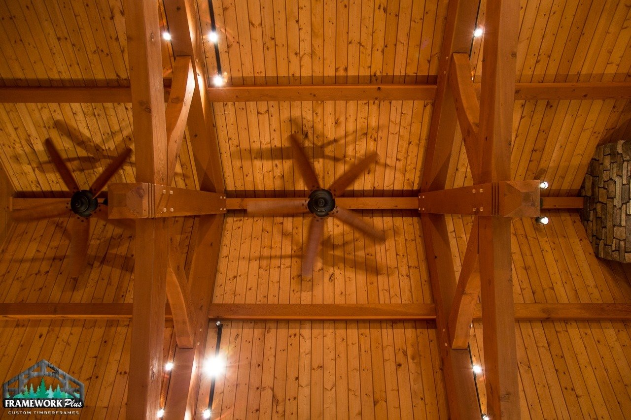 Brush Prairie, WA Hybrid Home Ceiling and Fans