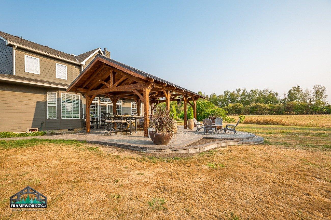 Eagle Creek, OR Pavilion Exterior Full