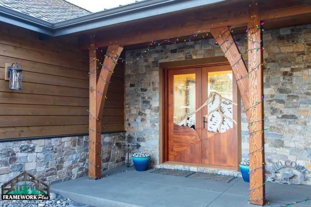 Hood River, OR Hybrid Home Exterior Door and Entryway